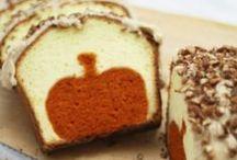 Pumpkin Sweets / by Michelle Pickard