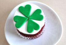 SAINT PATTY / Fun, Irish, Green, Tasty, Celtic, Party stuff / by ANGELMUSE