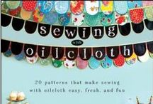 sewing books & reference charts