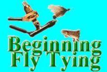 Fly Tying - Tutorials / by Debi Kolenchuk