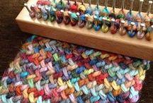 yarn, fiber & floss / knitting, crocheting, embroidery & weaving