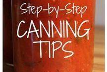 Canning - Boiling water bath method / by Debi Kolenchuk