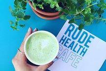RUDE HEALTH CAFE