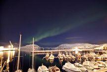 Northern lights / Aurora boralis