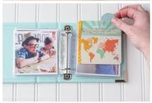 Scrapbooking / Sugerencias de scrapbooking con fotos
