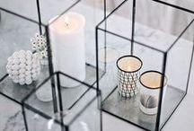 SCANDINAVIAN HOME ACCESSORIES / Scandinavian Home Styling | Stilleben | Vignettes | Art of Display - Up Close