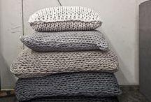 I love PILLOWS / Pillows, dye, ideas