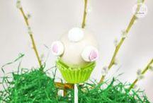 Cake Pop Tutorial: Hasen Cake Pops / In 6 Schritten zum Cake Pop Hasen für Ostern