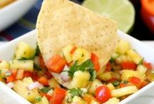 NATIONAL SALSA MONTH / MAY IS NATIONAL SALSA MONTH, CELEBRATE WITH THESE DELICIOUS RECIPES / by IMUSA USA