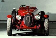 Car : Vintage / by Satoshi Fujiwara