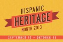 HISPANIC HERITAGE MONTH / by IMUSA USA