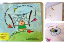 AtrapaCuentos / Libro de Cuentos infantiles. Gabriela De Vecchi / Gonzalo Barceló.