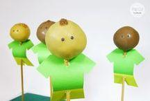 Cake Pop Tutorial: Fußballer Cake Pops / Im Juni beginnt die Fußball WM 2014 in Brasilien. Fußballer Cake Pops sind ideal für einen gemütlichen WM-Abend. Schönes Spiel ;)