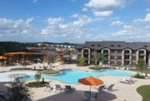 Madrone Apartment Homes / #BeeCaveApartments offers luxury apartment living in beautiful Texas Hill Country. Experience breathtaking views, resort style amenities, and unrivaled customer service. With a location that provides everyday convenience and an award winning school district, you will love to #LiveMadrone! Visit us today! livemadrone.com   512.402.9339