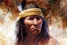 James Ayers / Artista del West Americano