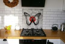Kitchen / inspirations for kitchen, ideas, tips, organizations,  DIY, decorations, design