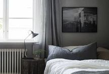 Bedroom / Ideas, decorations, inspirations  for bedroom. Small bedroom, organization, DIY projects