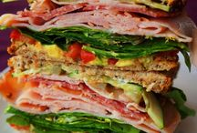 Bread & Sandwich / Comida