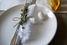 Easter / Decoration for Easter: DIY, table decoraions, etc.