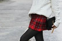 Skirts / Outfit ideas / by Adriana Garcia
