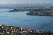 Rund um den Bodensee / Wo andere Urlaub machen, dürfen wir arbeiten ... ist schon schön hier.