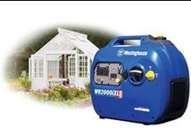 Portable Power / Our line of Westinghouse portable generators represents the value and reliability that our customers expect. From the convenience of portable power to the peace of mind of an emergency back up, our Westinghouse systems are some of the most powerful, efficient and reliable generators available today.