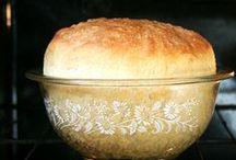 Feeling Peckish - Breads
