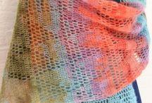 Haken omslagdoek poncho sjaal enzo