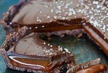 Recepten chocolade & caramel
