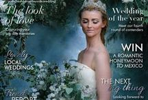 C O V E R _ S H O T S / For every issue of our 19 regional #wedding #magazines we team up with top local #photographers to bring you these stunning cover shots...