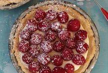 Tortas, kuchen, pies dulces