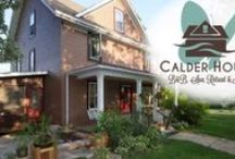Calder House Retreats, Teachings & Therapies / Nestled in the country side of Eastern, Manitoba you will find the peaceful, relaxing gem called the Calder House B&B, Spa, Retreat and more.  http://www.calderhealinghouse.com/