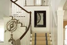 Escadas e Circulações