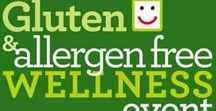 GFAF Wellness Event Presentation Speakers & Webcasts / Bringing the best of Allergen-Free Aware Experts and Chefs