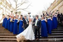 Wedding Party Photos / I love creating Wedding Party Photos that are fun and show natural expressions!