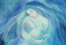 Blessed Mother Mary / by KK Aurelia
