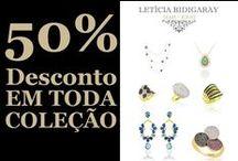 minha loja virtual www.leticiabidigaray.com / Um ecommerce para quem tem bom gosto e estilo mas gosta de pagar um preço justo nas peças. Todas folheadas a ouro 18k com pedras de zircônia.
