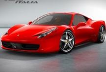 Carros que gostaríamos de ter / by Tuika Designs