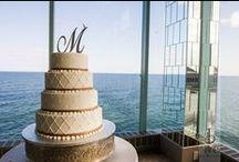 Wedding Cakes / Too beautiful to eat wedding cakes!