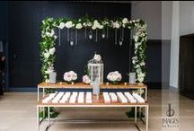 Wedding Decor & Tablescape / Beautiful inspiration for how to make your wedding stand out!