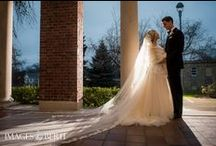 Winter Weddings / Don't be intimidated by the cold weather! Let Images by Berit capture your winter wedding!