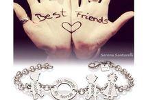 My Jewels / Tutti i tuoi sentimenti in un gioiello...Personalizza il tuo bracciale o la tua collana!!!