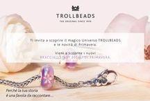 Trollbeads / La tua storia é una favola da raccontare! Scopri tutti i significati e crea il tuo bracciale trollbeads! Il componibile vero!!