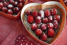 Be My GF/AF Sweetheart / Valentine's Day or simply romantic gluten free and allergen free recipes and ideas