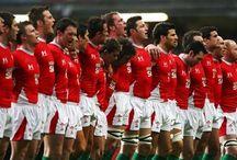 Cymru Am Byth / Welsh Rugby Union Cymru Am Byth Land of the best