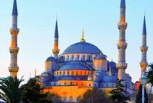 Dreaming of Turkey / Pictures that make me daydream of being out of the cold and in a hammam