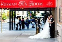 Russian Tea Room Weddings, NY