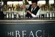 The Beach Bar / Relax in our beautiful Beach Bar overlooking Summerleaze beach in Bude, open from midday daily.  We have a great wine and champagne list, an extensive range of beers and spirits and a superb cocktail menu.