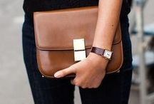 Bag and Tag / Leather | Bags | Clutches | Satchels