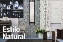 Estilo Natural / Decora, crea y da vida a tus ideas con nuestras propuestas para  hacer realidad tus proyectos en el salón. #LeroyMerlin #tempo #natural #tendencia